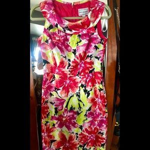 🌸🌺 Karin Stevens , FABULOUS color , dress size 6